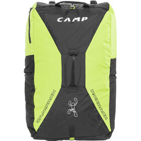 Camp Roxback Rugzak, green/black